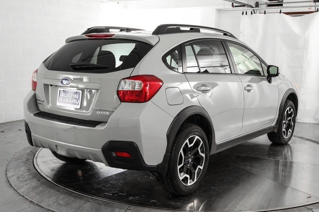 new 2017 subaru crosstrek premium 4d sport utility in austin u35859 austin subaru. Black Bedroom Furniture Sets. Home Design Ideas